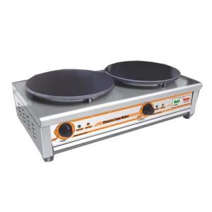 Блинница электрическая 2-постовая Inoxtech СМ-82