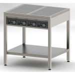Плита индукционная  ПИН-4-800х700-П-14,0