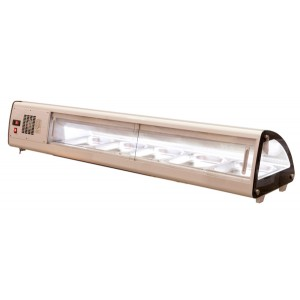 Холодильная витрина для суши Rauder LSK - 103L
