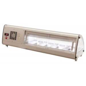 Холодильная витрина для суши Rauder LSK - 43L